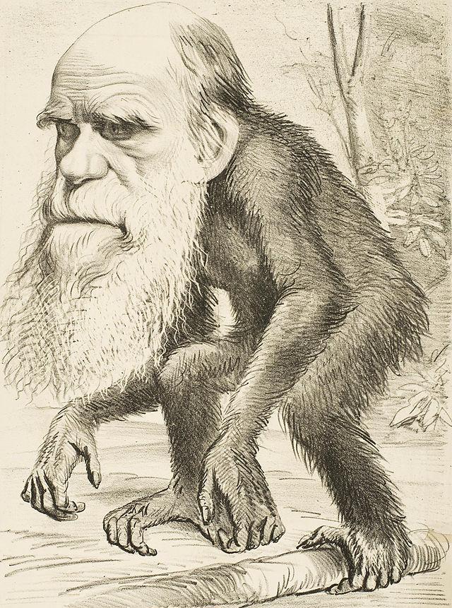 Kreacjoniści i Darwin