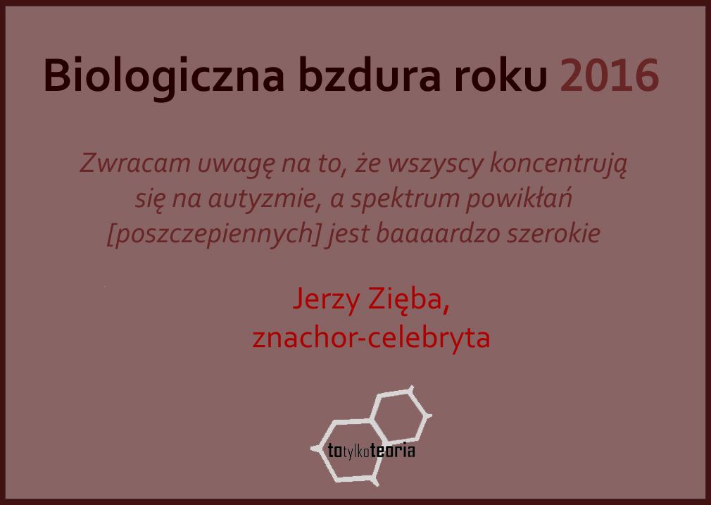 szczepionki Jerzy Zięba