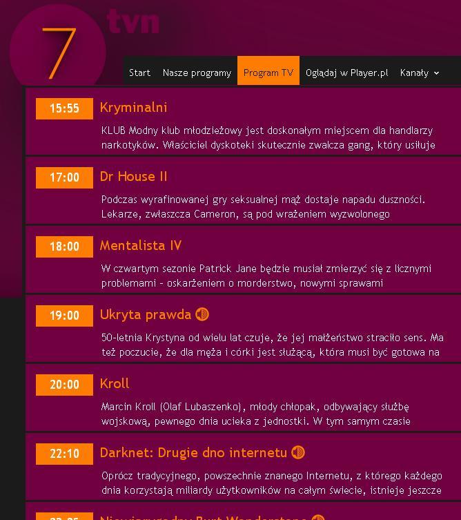 TVN7 szczepienia
