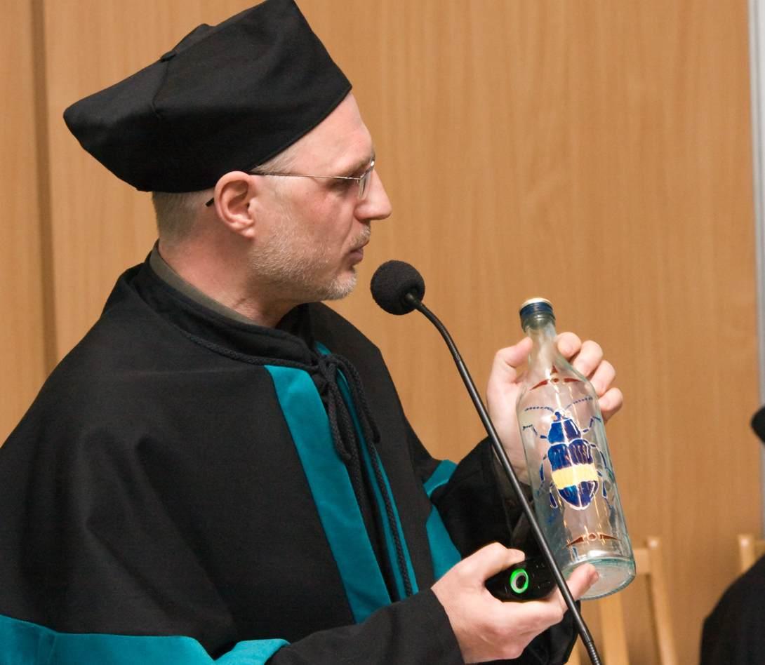 profesor Stanisław Czachorowski