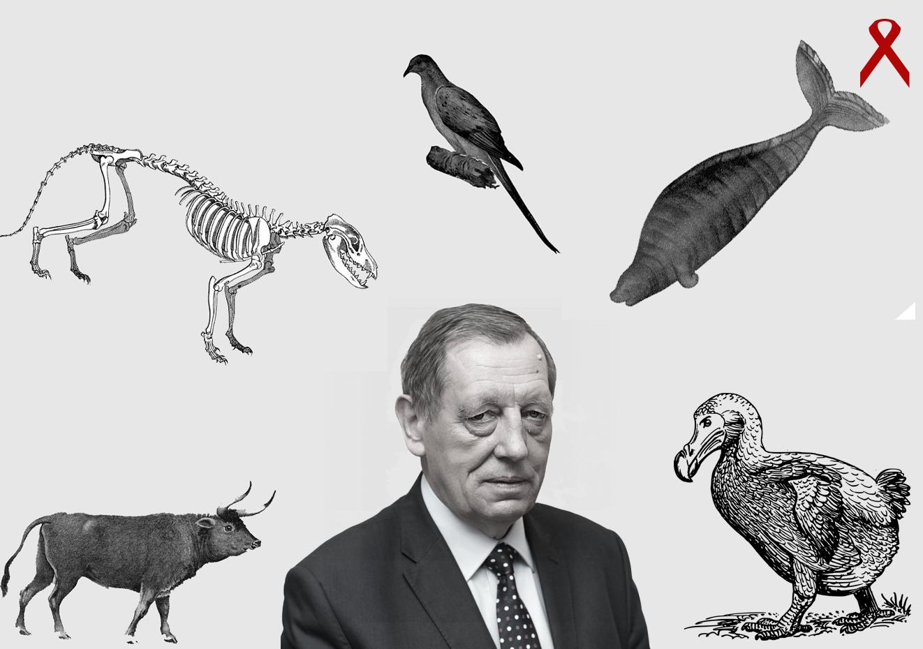 Biologiczna Bzdura Roku 2017 prof Jan Szyszko minister środowiska