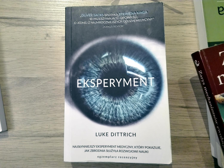 Luke Dittrich Eksperyment