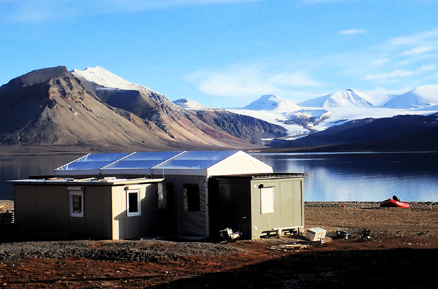 Polska stacja polarna Svalbard