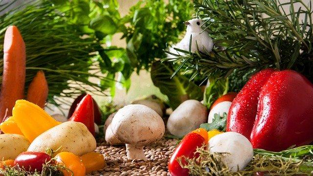 jedzenie ekologiczne