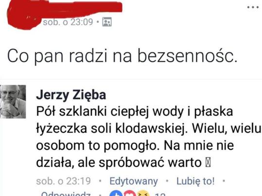 Jerzy Zięba Ukryte terapie