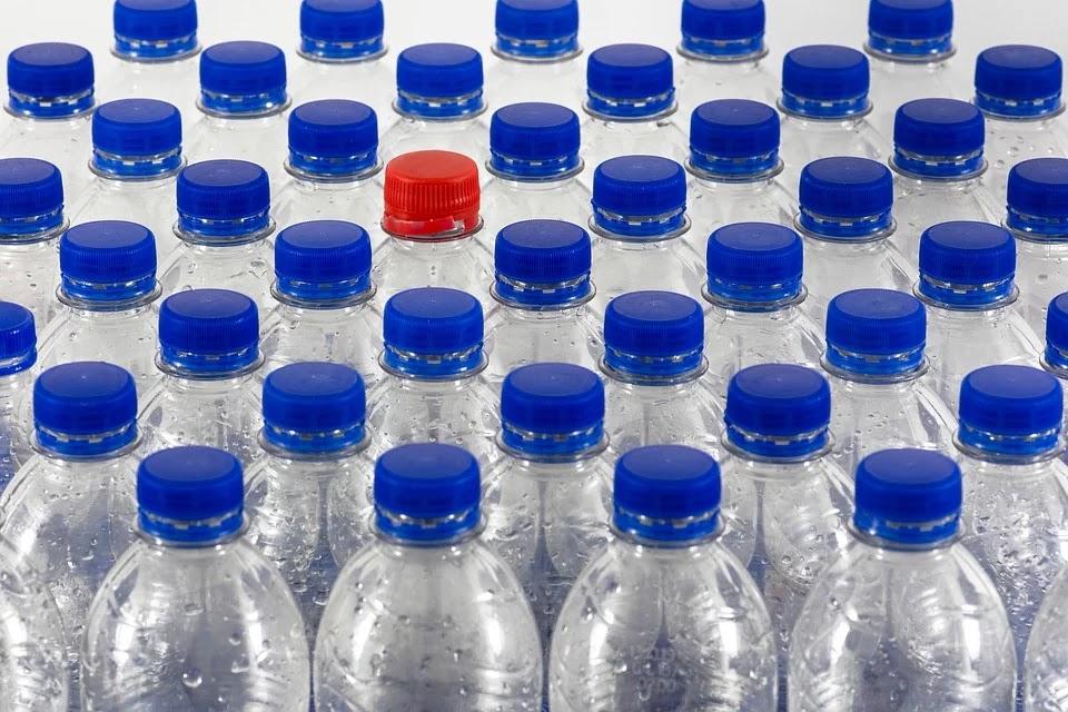 woda z kranu vs woda w butelce