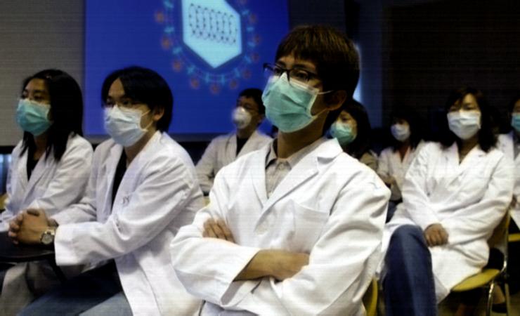koronawirus epidemia Chiny