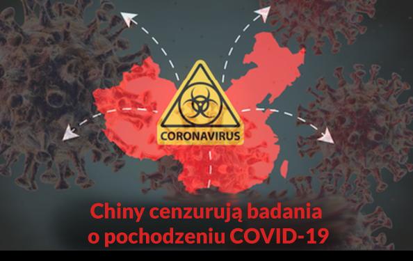koronawirus SARS-CoV-2 COVID-19 Chiny