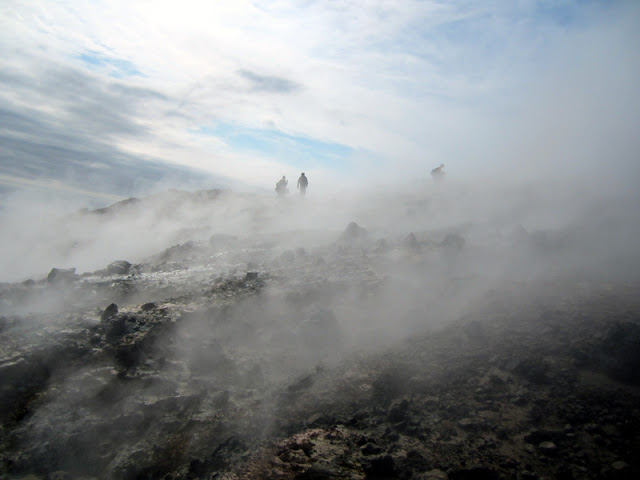 Islandia wulkany